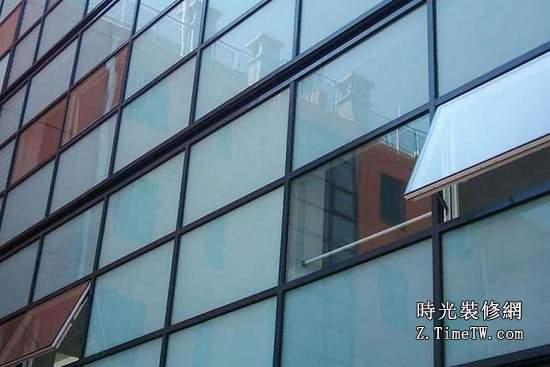 什麼是明框玻璃幕牆 明框玻璃幕牆要點