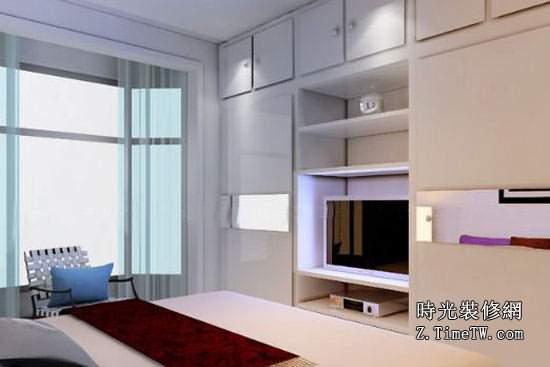 臥室隔斷壁櫥裝修技巧