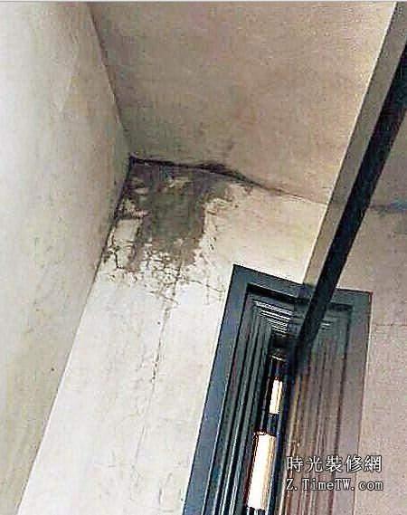 王祖藍裝修婚房被坑漏水門爛牆脫落詳情