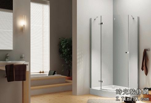 淋浴房玻璃怎麼選  如何防止爆裂