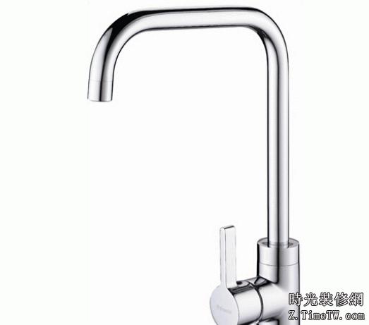 80後廚房裝修:安全用水必備水龍頭