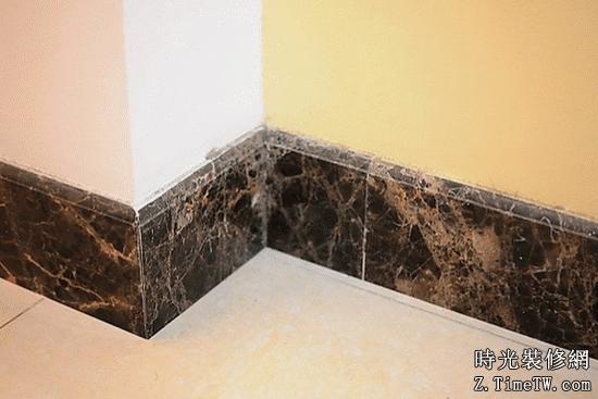 客廳瓷磚踢腳線用什麼