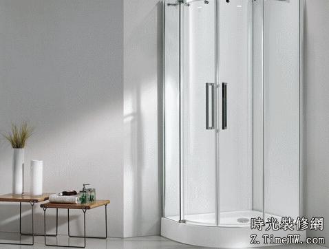 衛生間淋浴房設計推薦 衛生間淋浴房效果圖