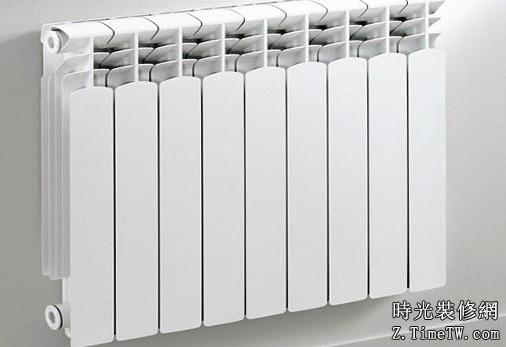 暖氣片與地暖管道的介紹與比較