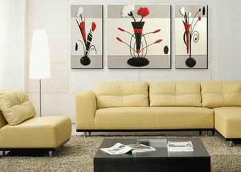 客廳裝飾畫掛什麼好