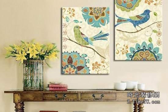 客廳裝飾畫尺寸多大合適