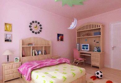 輕鬆佈局兒童房臥室風水 讓孩子成為人中龍鳳