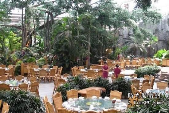 生態餐廳設計