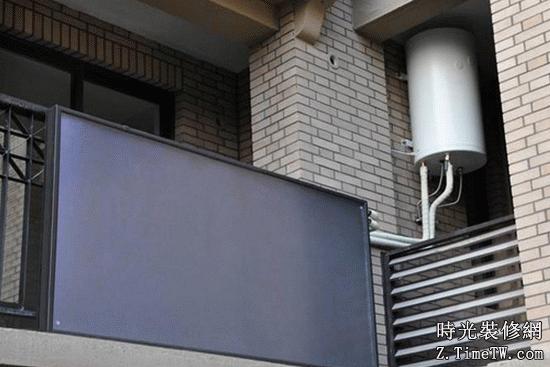 太陽能熱水器的安裝介紹