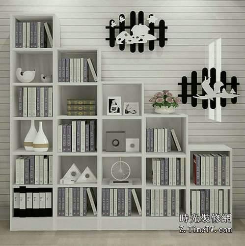 8款家裝客廳隔斷設計 區分空間小幫手