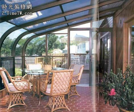 陽光房的搭配知識以及陽光房的適宜種植植物介紹