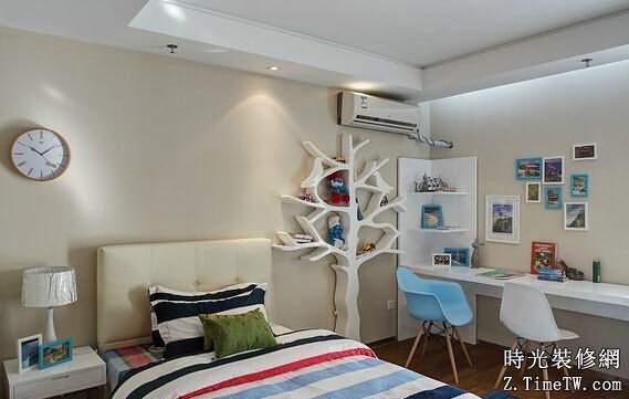 兒童房裝修的裝修要點以及注意事項