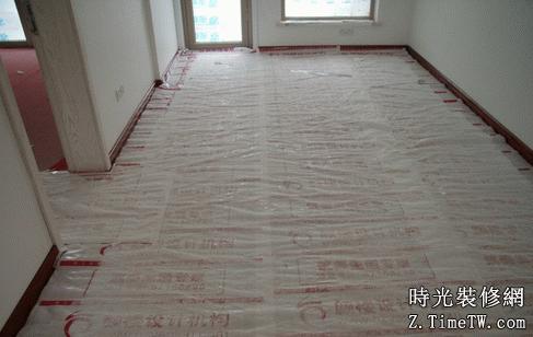 如何在內牆抹灰時做好成品保護?