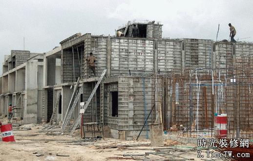 鋼筋混凝土密度 對建築材料漲見識