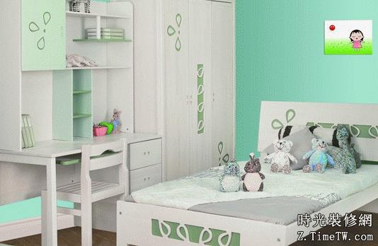 臥室衣櫃 兒童臥室衣櫃的注意事項