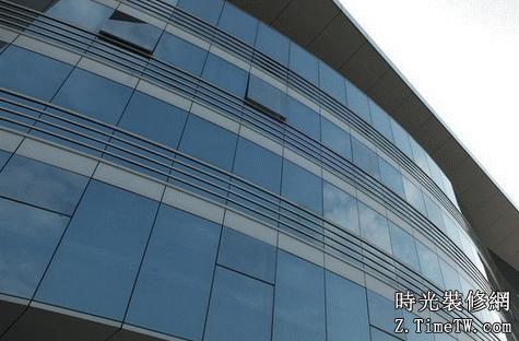 圓弧玻璃幕牆施工詳解