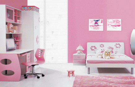 環保健康的兒童房應該如何設計
