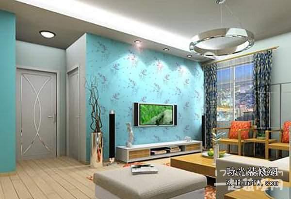 牆面刷漆材料工具準備與作業環境