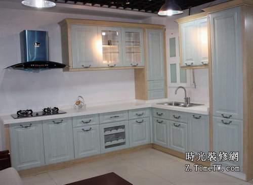 裝修設計知識 選廚房三件套有講究