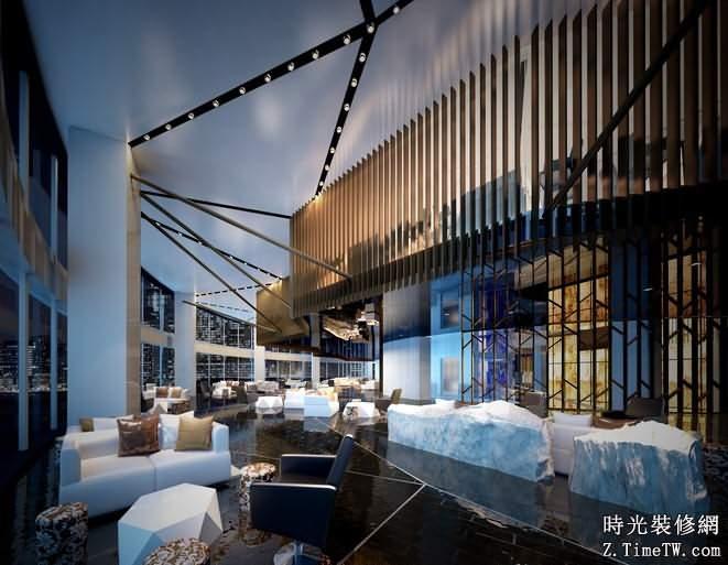 咖啡店裝修設計怎樣與環境融為一體