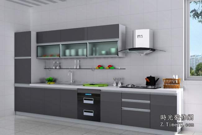 整體廚房安裝的六大參考標準