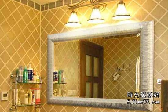 怎麼保養清潔衛浴鏡前燈