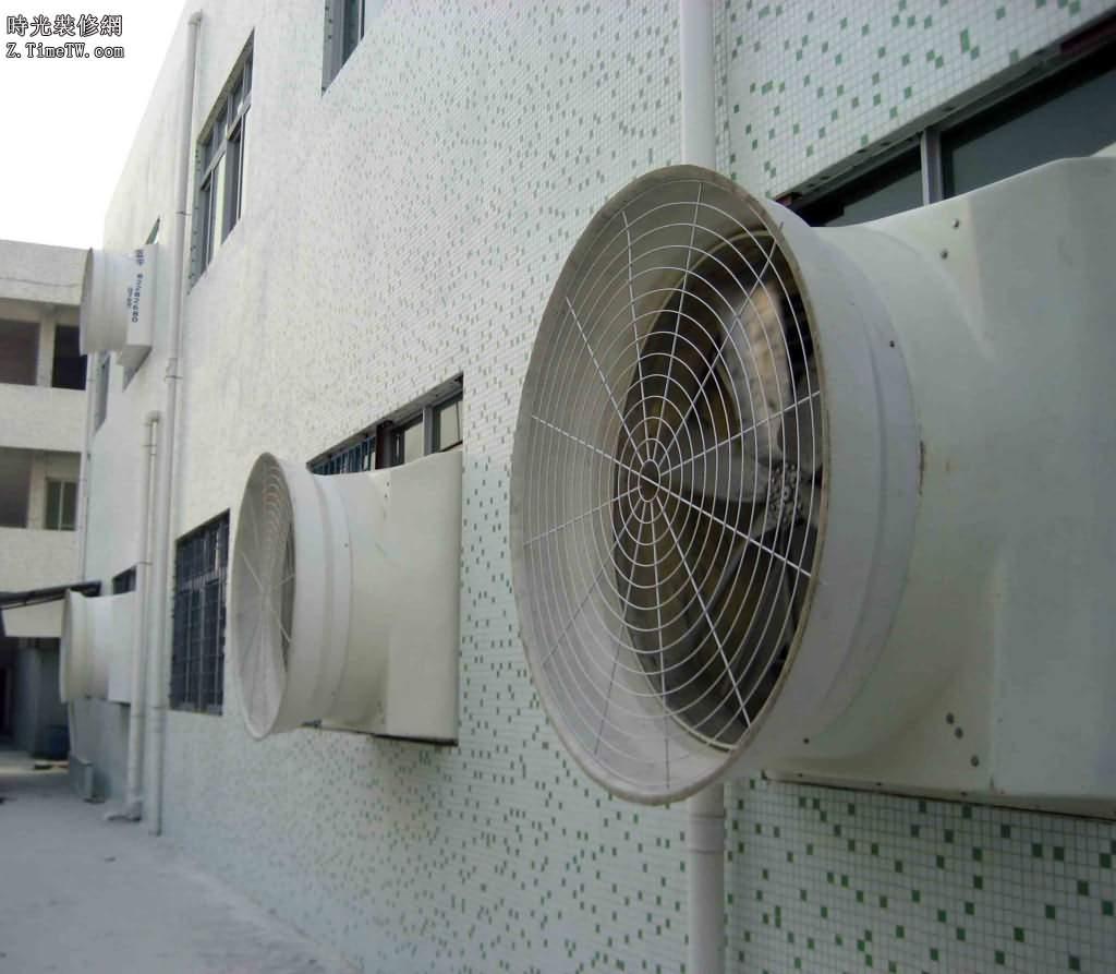 工業排風扇介紹
