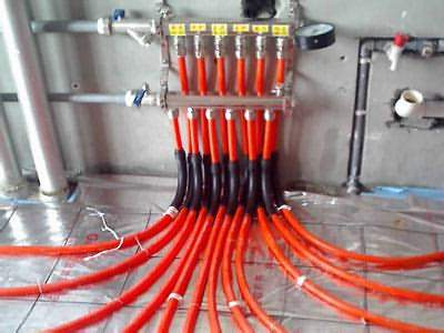 地暖分水器原理 地暖分水器工作的原理圖