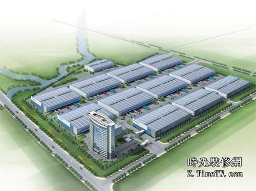 多層廠房工業建築設計要點