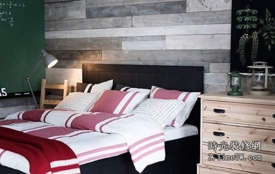 正能量佈置  宜家風格臥室裝修