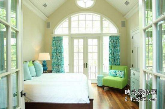 臥室裝修風水床的安放與注意事項