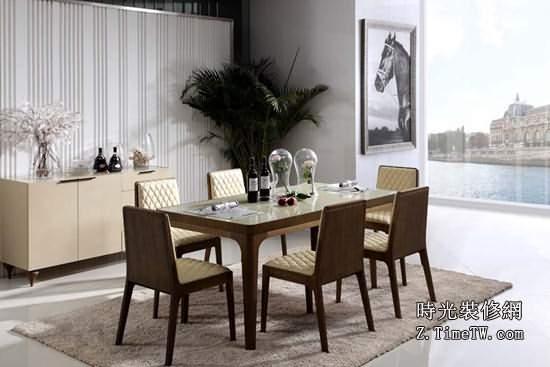 介紹餐桌椅套圖片以及其保養方法