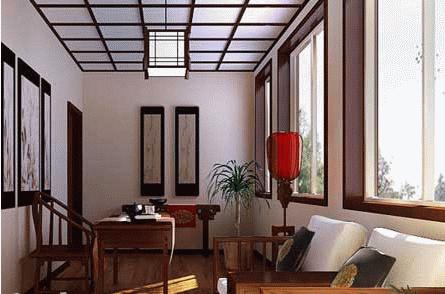 6個中式書房設計 營造濃濃復古風
