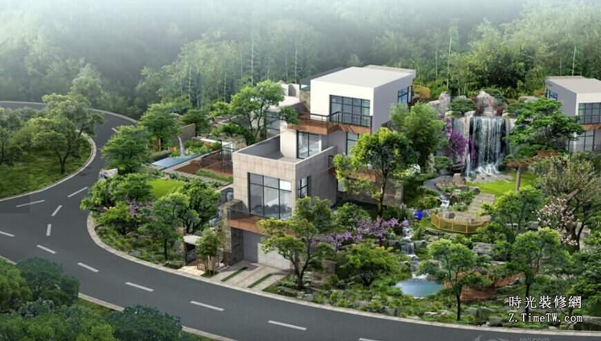 花園洋房和別墅的區別