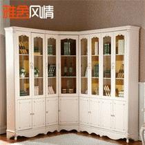西安珠江新城書房書架擺放小知識