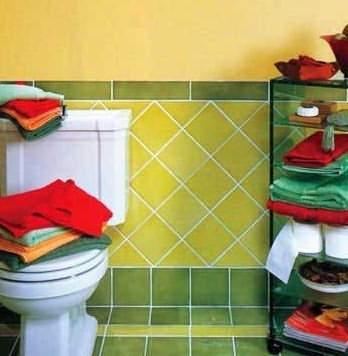衛生間瓷磚顏色的選擇  營創舒心家居