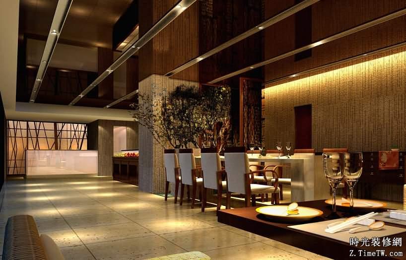深圳酒店裝修之餐廳裝修
