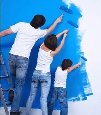 西安裝飾公司裝修時刷漆的常識