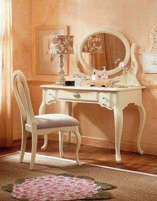 臥室梳妝台擺放講究和意義