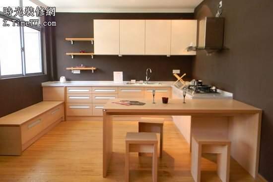 北京錦繡園公寓天然石檯面裝修攻略