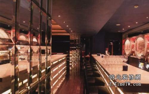 咖啡館設計燈光效果塑造