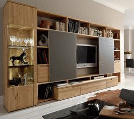 如何裝飾電視背景牆