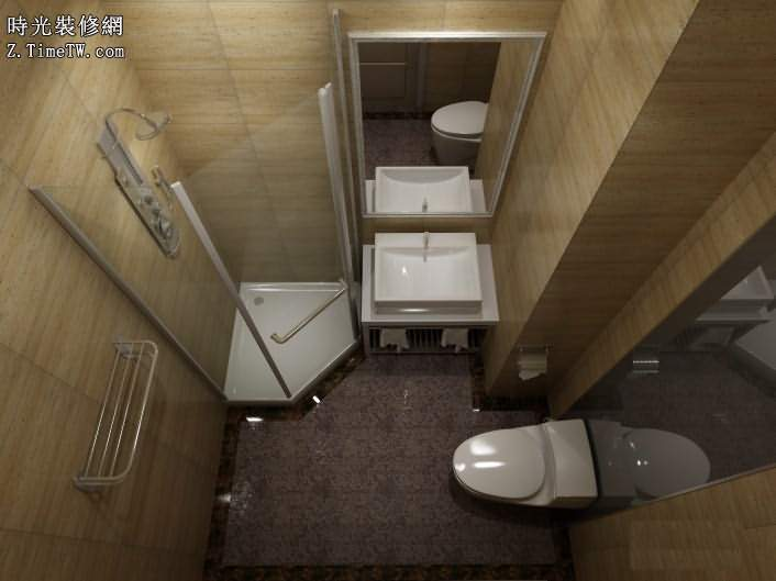 衛生間淋浴房的安裝 衛生間淋浴房風水知識