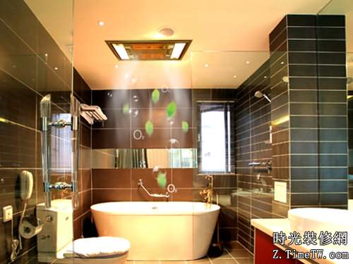 浴霸安裝的正確位置 浴霸安裝的注意事項