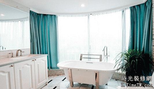 浴室裝修時尚設計 不同風格展現不同魅力