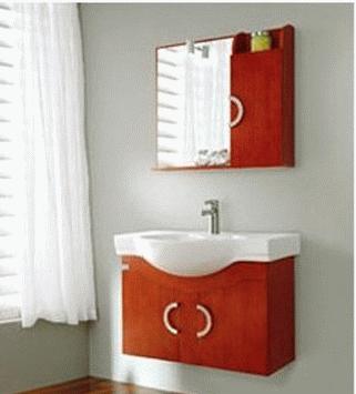 最受歡迎的衛生間浴櫃設計圖
