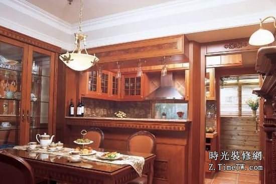 餐廳吧檯吊頂效果圖賞析