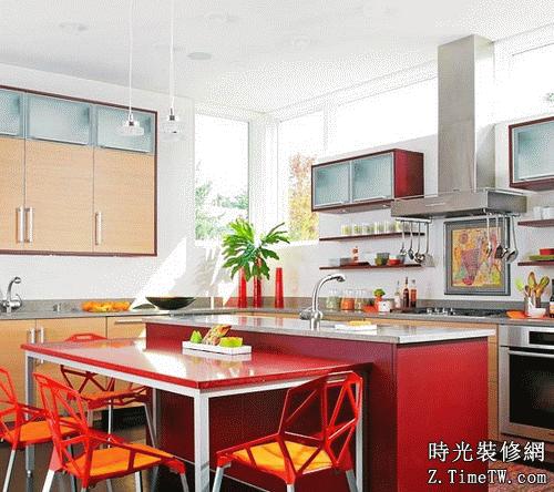 廚房檯面顏色風水介紹   廚房檯面顏色風水指導