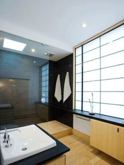 簡歐浴室木質傢俱 簡歐浴室傢俱木質裝修設計攻略