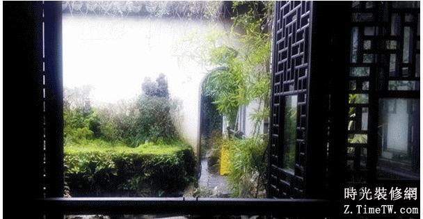 仿古門窗設計欣賞  仿古門窗設計素材